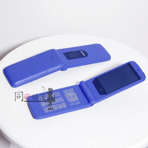 Japanese The Future Diary Amano Amano Yukiter Cell Phone Model 1:1 Cosplay Prop