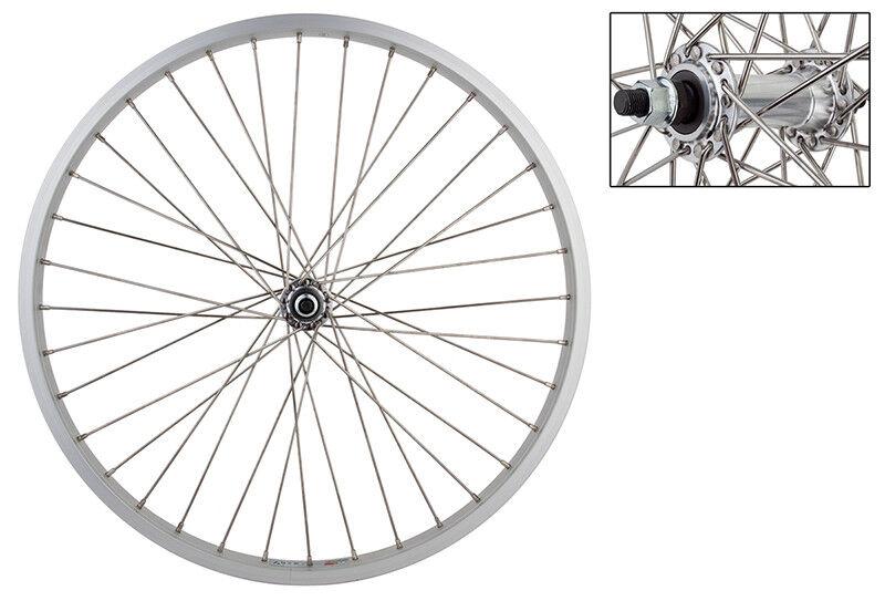 WM Wheel  Front 24x1.75 507x25 Aly Sl 36 Aly Bo 3 8 Sl 12gss