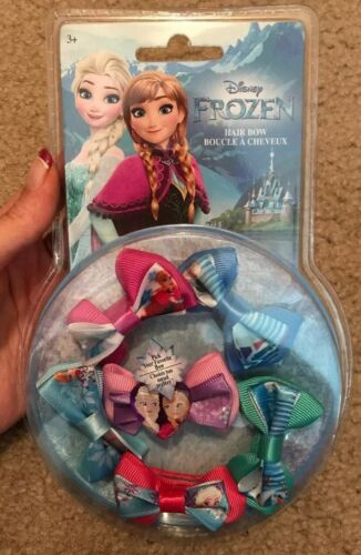 Disney Frozen Hair Bow Set