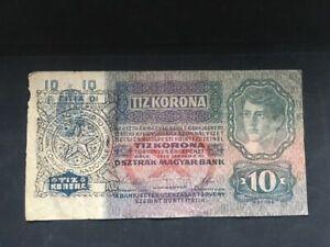 10-KRONEN-KORONA-KRUNA-1915-034-CONSIGLIO-NAZIONALE-CITTA-DI-FIUME-034