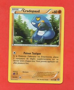 Pokemon-n-58-114-CRADOPAUD-PV60-A5954