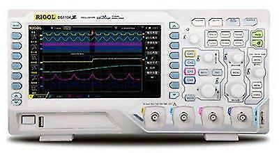 """RIGOL DS1054Z  50MHz OSCILLOSCOPE 4 chs up tp 1GS/s 7 In"""" WVGA 12Mpts30,000wfm r"""