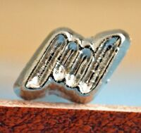 Rare S6448 Craftool Discontinued Rope Or Barbed Wire Leather Stamp Like Bw 448