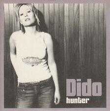 Dido  CD-PROMO   HUNTER   ( CARDLEEVE)