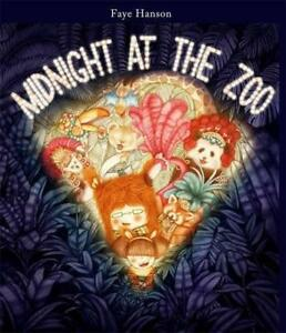 Midnight-at-the-Zoo-by-Hanson-Faye-NEW-Book-FREE-amp-Paperback
