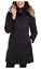 miniatuur 1 - SALE! 1 Madison Expedition Women's Long Parka Cozy Black Jacket Sz Small