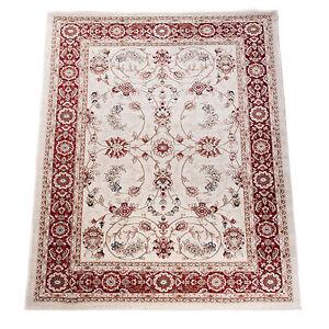 Teppich Osten Orientteppich Perser Vintage Teppiche Beige Weiss Rot