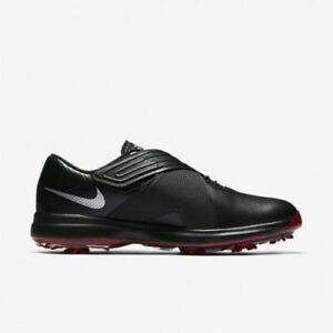 Nike TW  17 Tiger Woods Golf Shoes Black 880955 001 Mens Size 9  890c48001