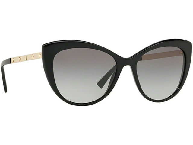 c8bb6f5bf363 Authentic Versace Sunglasses Ve4348 Gb1/11 57mm Black Frames for ...