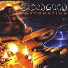 Detonation by Bloodgood (CD, Jan-1987, Intense)