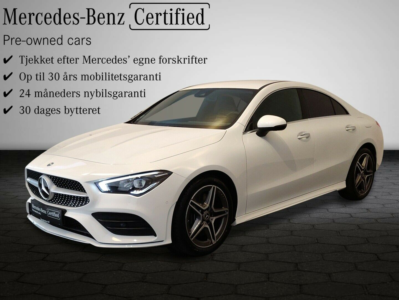 Mercedes CLA250 2,0 Advantage AMG aut. 4d