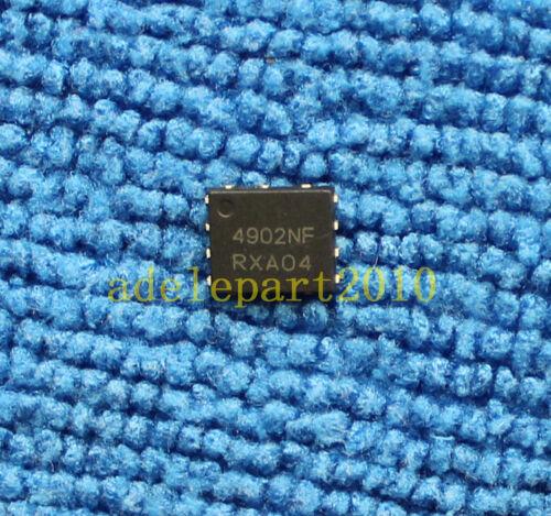 10pcs NTMFD4902NFT1G 4902NF ORIGINAL MOSFET N-CH DUAL 30V 8DFN 4902 NEW