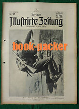 BERLINER ILLUSTRIRTE ZEITUNG 1917 Nr. 10: Der U-Bootkrieg