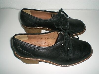 Ganter Schuhe Größe 3 (36) Weite G schwarz