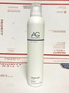 Ag Hair Curl Mousse Gel Extra Firm 10 Oz New Free Shipping Ebay