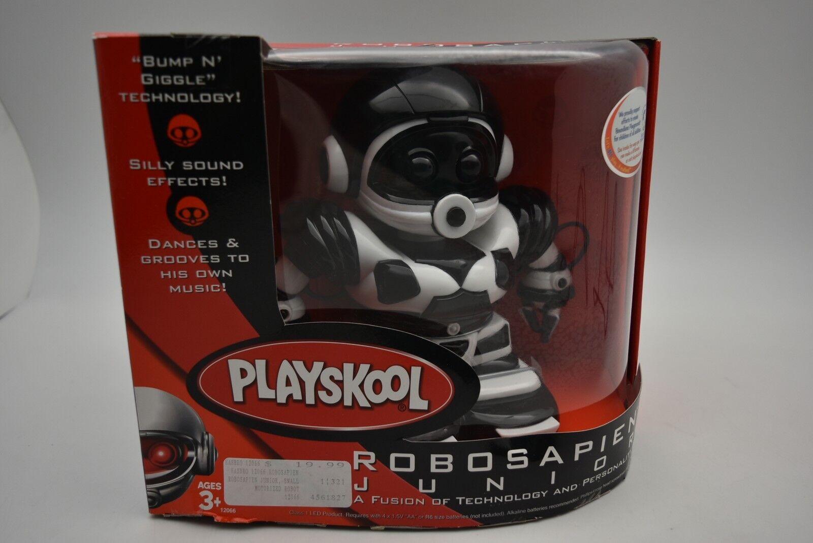 Playskool Robosapien Junior Jr Juguete