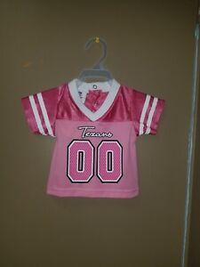 NFL NEW! HOUSTON TEXANS KIDS JERSEY SIZE 0 3 MONTHS | eBay