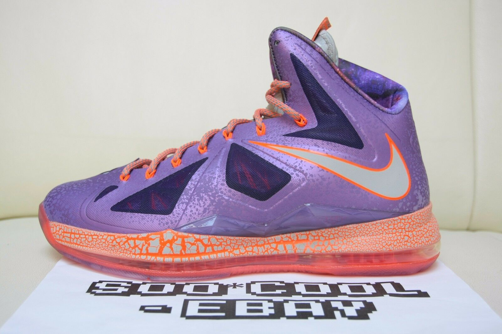 lebron 10 x am game all - star - game am ✳️ uns 11,5 nike bereich 72 100% deadstock ds ✳️ b5663f