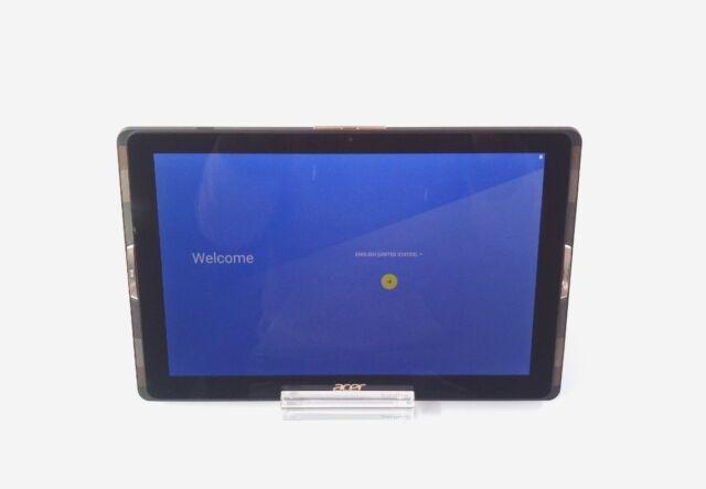 "Tablet Acer Iconia Registerkarte 10 32 Gb 2 GB Ram 10.1"" FHD-ips Wi-Fi A3-A40"