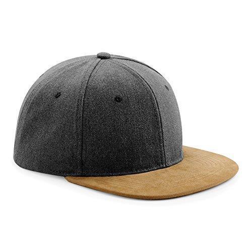 Jeans Blau oder Schwarz Retro Leinen Baseball Kappe Snapback Hut mit Kunst