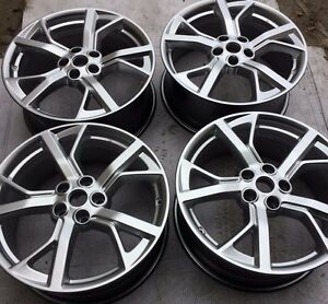 Set Of Four 19 Quot X8 Quot Wheels Rims For Nissan Altima Maxima