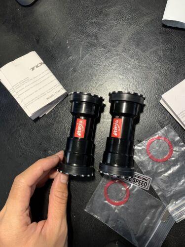 BB86 BB92 BB89.5 Φ41mm to Shimano TBT TOKEN Thread Press Fit Bottom Bracket
