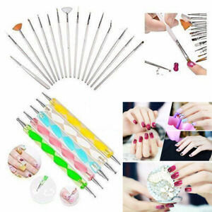 20-pcs-Nail-Art-Gel-Design-Pen-Painting-Polish-Brush-Dotting-Drawing-Tools-Set