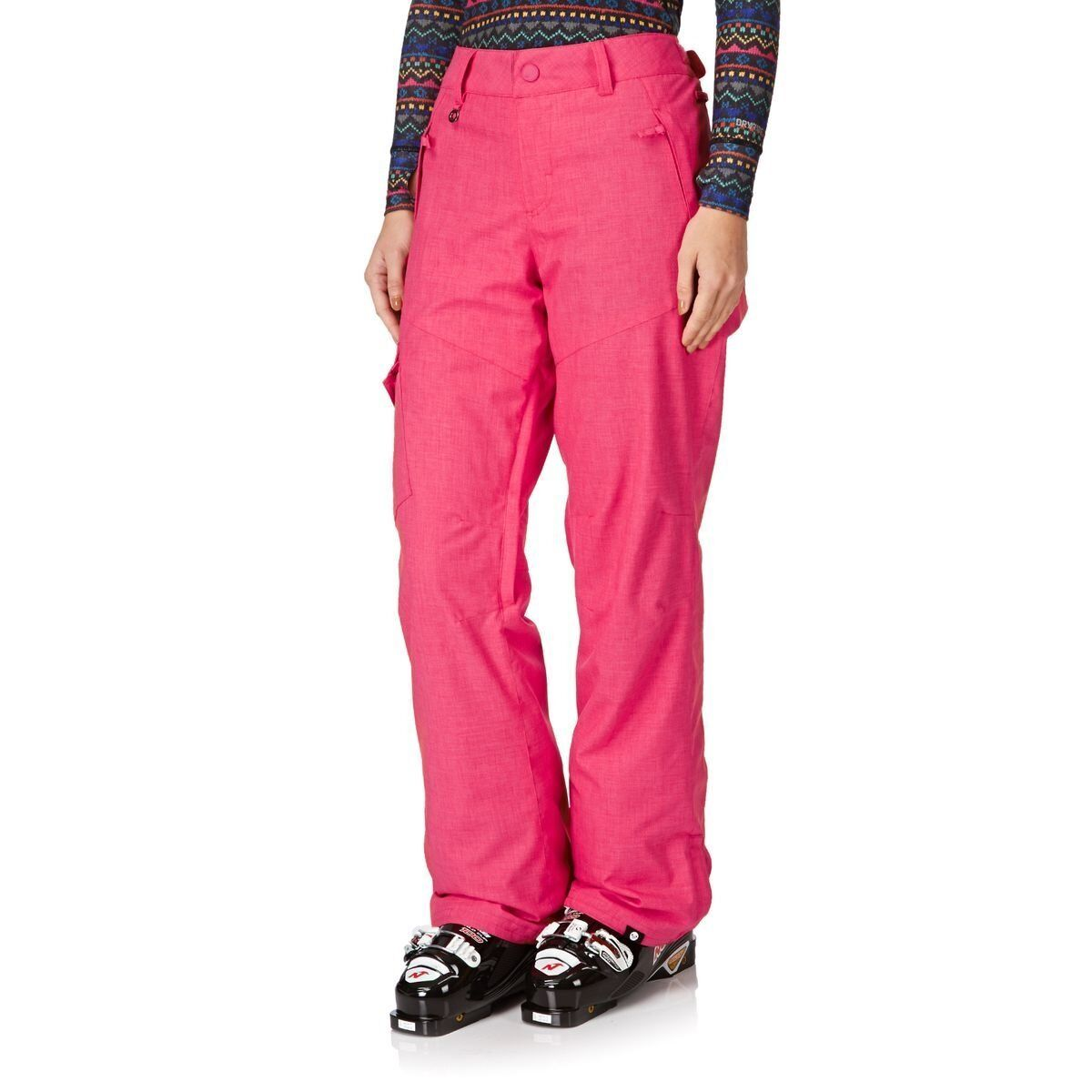 Roxy WOMENS tonic SNOW PANT - pink - brand new with tags RRP