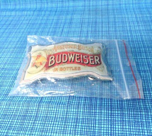 NOS.............TWY030 Details about  /Vintage Anheuser Busch Budweiser in Bottles Belt Buckle