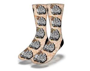 Neuf-Adulte-Junior-Savvy-Sox-X-Art-Society-X-Simon-Dee-Signature-Socks-Limite