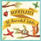 Forest Friends Bookplate Book of Labels by Galison 9780735336292