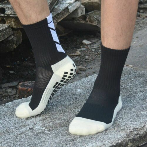 Anti-slip Socks Soft Breathable Thickened Sports Socks Running Cycling Hiking