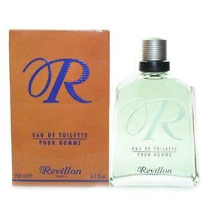 R-DE-REVILLION-by-Revillion-6-7-oz-200ml-Eau-de-Toilette-Splash-for-Men-Rare