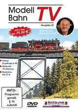 DVD Modellbahn TV - Ausgabe 47