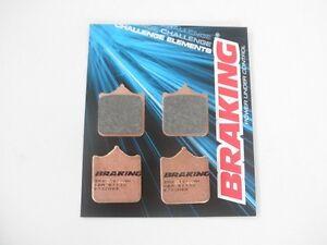 BRAKING-COPPIA-PASTIGLIA-FRENO-ANTERIORE-870CM55-KTM-DUKE-R-690-2010-2011