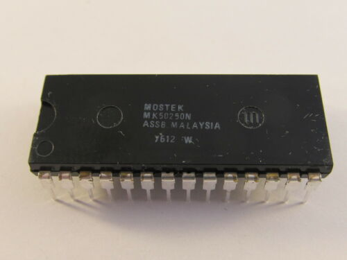 12hr//60hz or 24hr//50hz Mk50250n Mostek-MOS Digital Allarme Clock