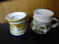 Aviemore Studio Pottery Mug and Container