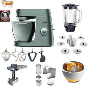 Kenwood Chef XL Titanium KVL 80 Spezial-Paket 8320S Küchenmaschine+ ...