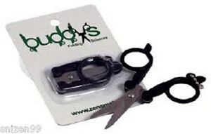 2-x-PAIRS-BUDDYS-FOLDING-SCISSORS-SUITABLE-FOR-KEYCHAIN