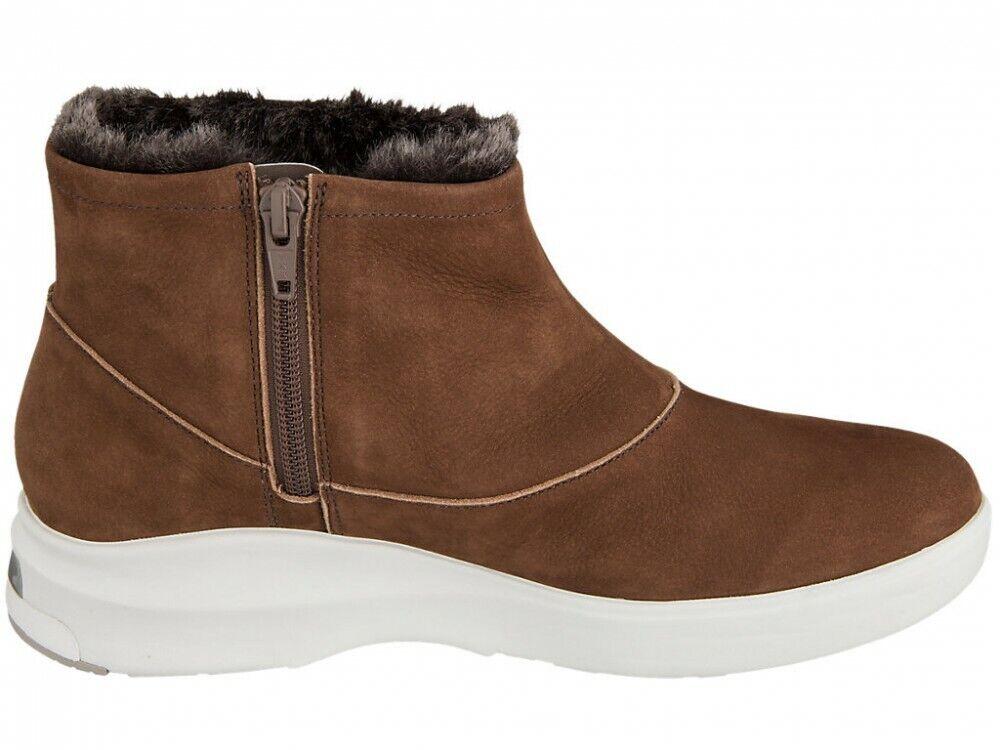 ASICS Walking WOMEN Boots PEDALA WC009A 2E 1212A009 Brown / N