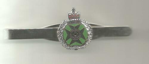 Regimental Tie Clip  GREEN JACKETS