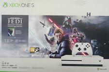 Artikelbild Microsoft XBOX ONE S 1TB + Star Wars Jedi Fallen Order USK ab 16 *NEU*