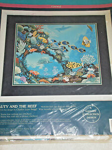 Vintage-SUNSET-Crewel-Design-Partial-Kit-Beauty-and-the-Reef-11074
