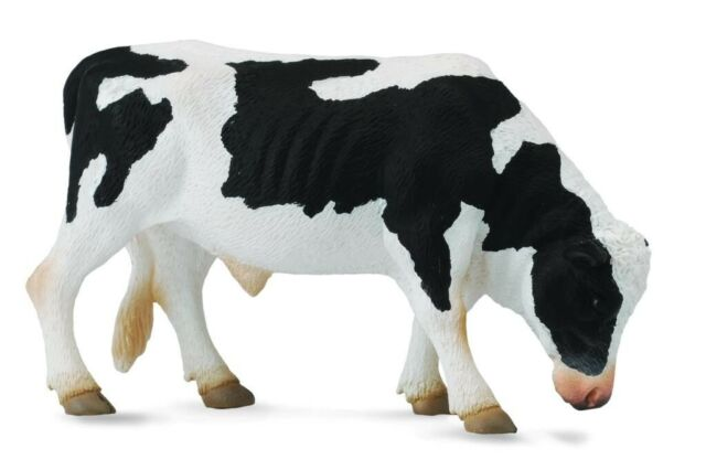 NEW Collecta - Friesian Bull from Mr Toys