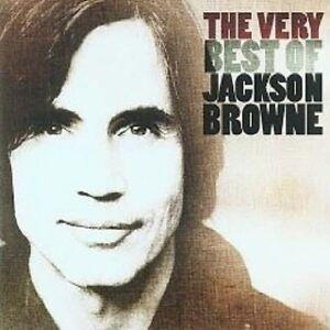 JACKSON-BROWNE-034-THE-VERY-BEST-OF-034-2-CD-NEU