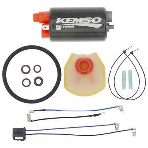 Details about KEMSO Intank Fuel Pump for Kawasaki Ninja ZX-6R / ZX6R  (ZX600/ZX636) 2007-2018