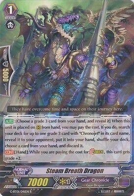 R Near Mint Vanguard Lava Flow Dragon 1x Cardfight! G-BT01//032EN