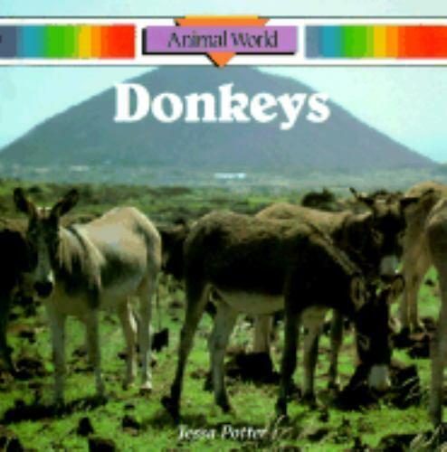Donkeys Library Binding Tessa Potter