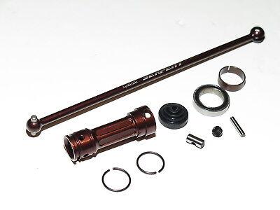 Fedele Ser600033 Serpent 811t-e Cobra E Truggy 139mm Posteriore Centrale Albero Nutriente I Reni Alleviare I Reumatismi