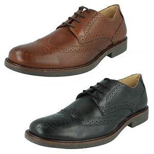 Herrenschuhe Begeistert Mens Anatomic & Co Brogue Shoes Palma